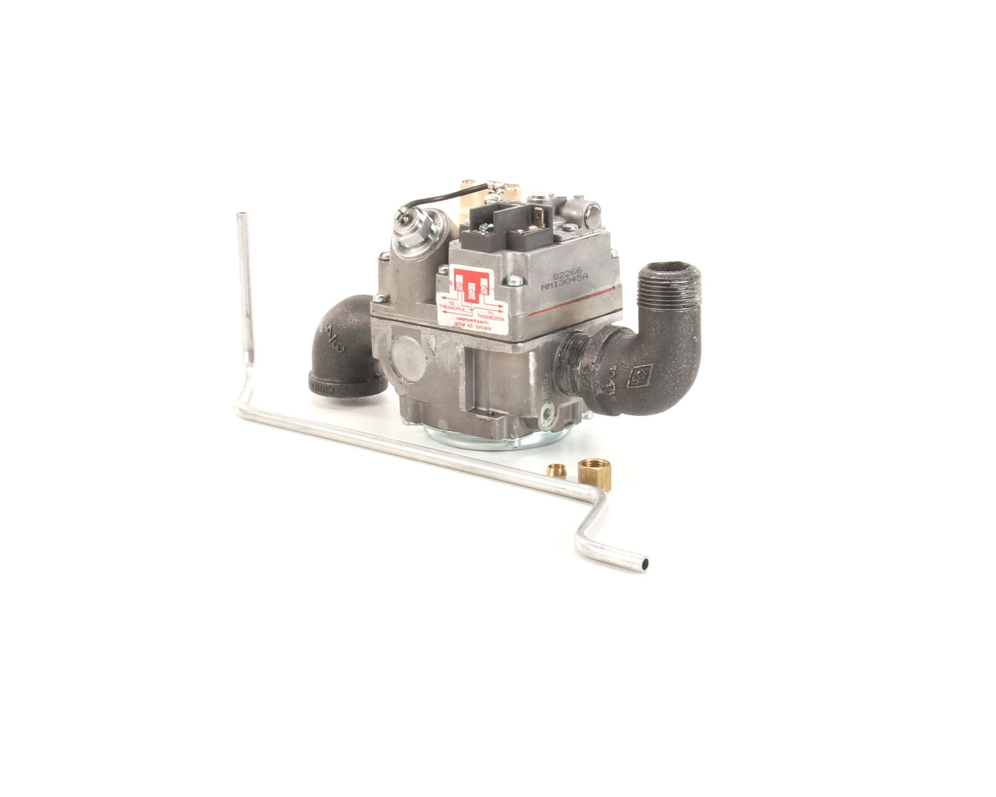 Royal Range 3114-KIT Fryer Natural Gas Valve
