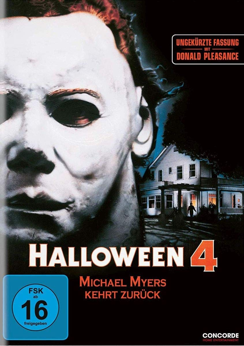 Halloween-4-Michael-Myers-kehrt-zuruck-Alemania