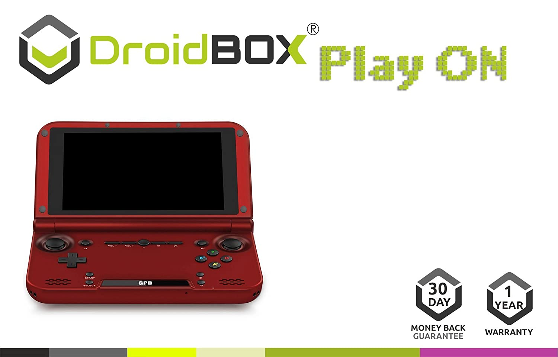 Game boy color quanto custa - Amazon Com Droidbox Playon Red Gpd Xd Gamepad Handheld 5 Touchscreen Android 4 4 4 Kodi Xbmc Extra Fast Rk3288 Quad Core 1 8ghz Cpu A Mali T764 Gpu