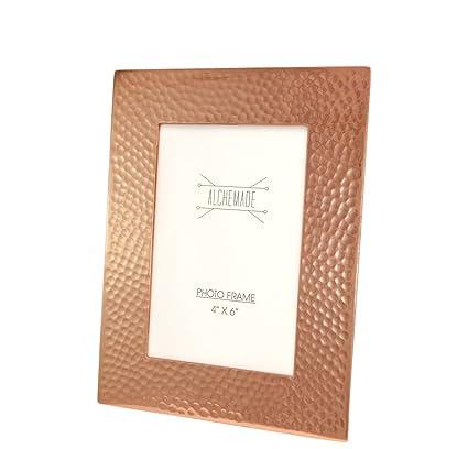 Amazon.com - Alchemade Premium Quality Copper Photo Frame with ...