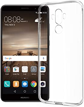 Funda Mate 9, Orzly® - FlexiCase para Huawei Mate 9 Smartphone ...