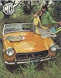 1971 MG Midget MKIII Roadster Sales Brochure