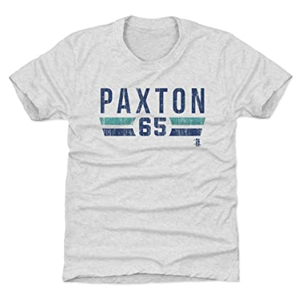 new arrival 4914a 64d77 Amazon.com : 500 LEVEL James Paxton Seattle Baseball Kids ...