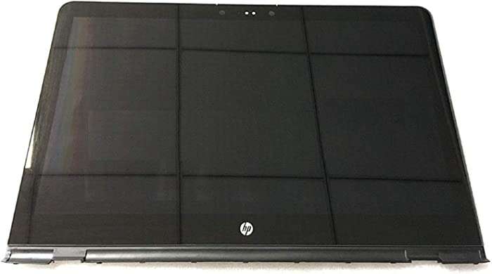 """for HP Screen Expert 15.6"""" FHD 1920x1080 LCD Panel LED Touch Screen Display with Bezel Frame and Touch Control Board Assembly Envy 15-AS133CL 15-AS027CL 15-AS014WM"""