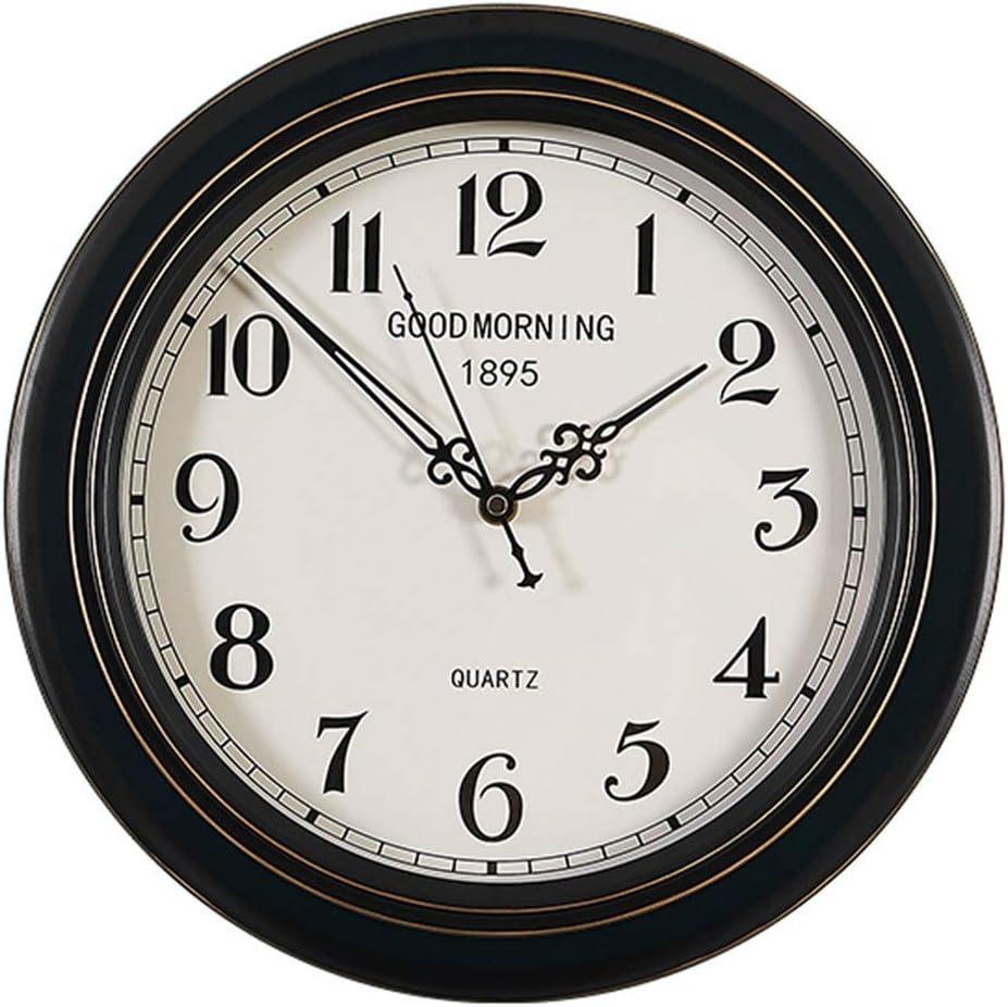 CLOCKS Orologio da Parete 14 Pollici Rotondo Vintage a ...