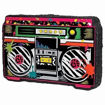 Boom Box Pinata by Shindigz: Amazon.es: Juguetes y juegos