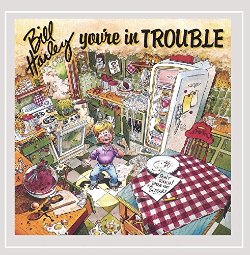 You're in Trouble -  Bill Harley, Audio CD