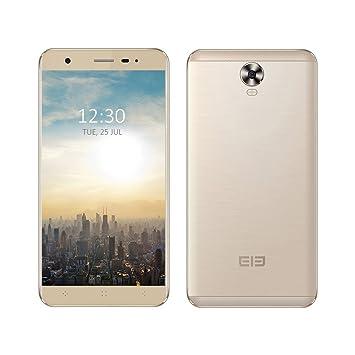 Elephone A1 3G Smartphone 5,0 pulgadas Android 6.0 MTK6580 1.3GHz Quad Core 1