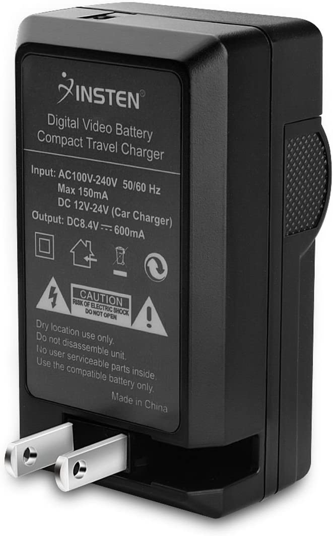 Insten Battery+Charger Compatible with Canon EOS 700D Canon LP-E8 LPE8 Rebel T2i T3i T4i EOS 550D 600D 650D X5 X6i