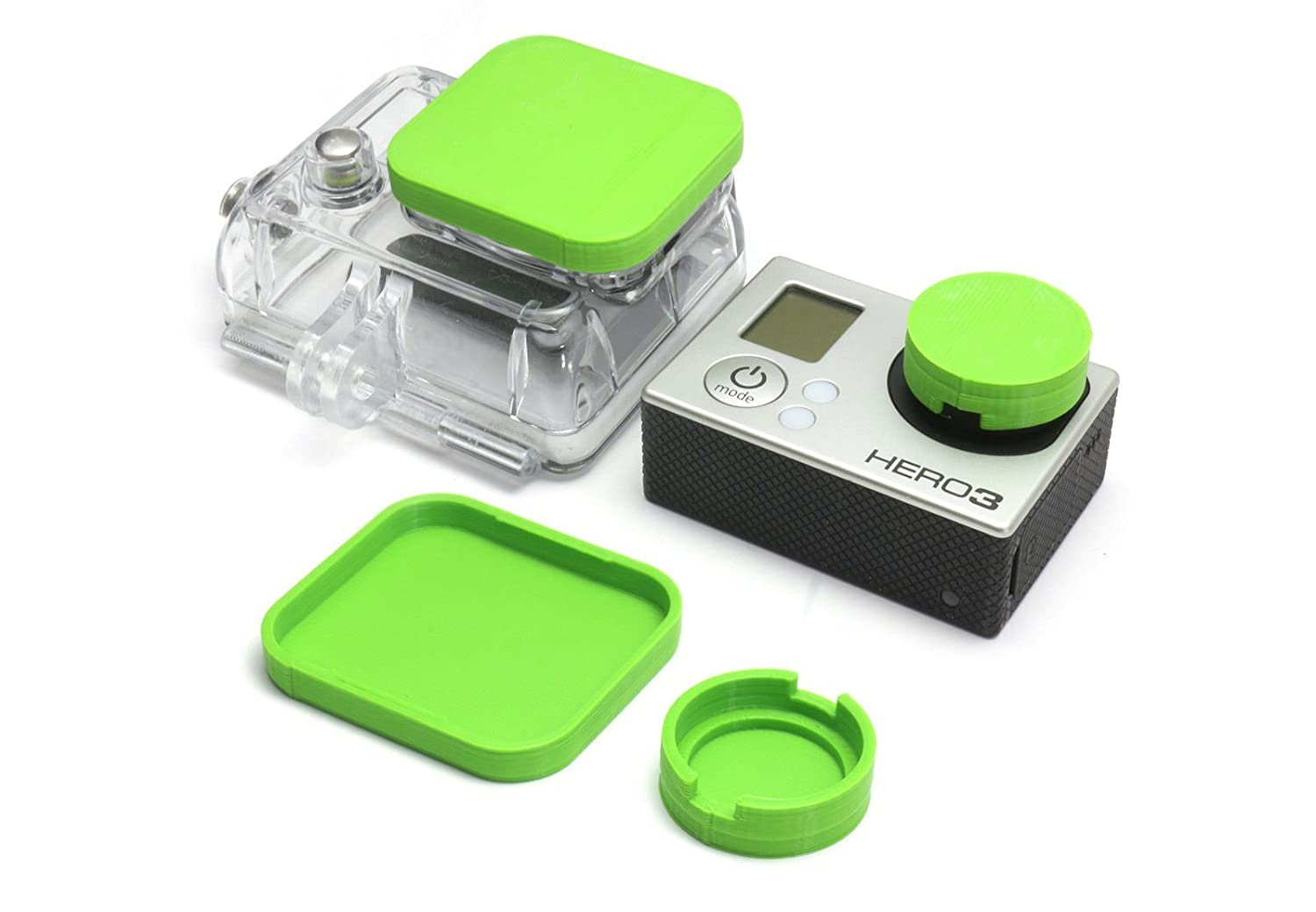 onenetwork.church Lense Protector for GoPro Hero 3 Accessories ...