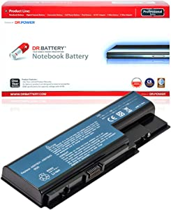 DR. BATTERY AS07B31 Battery Compatible with Acer AS07B41 AS07B51 AS07B61 AS07B71 AS07BX1 AS07BX2 Aspire 5220 5720 5730 5520 6930 7720 5315 Gateway MD2614u MD2614 MD2601u[11.1V/4400mAh/49Wh]