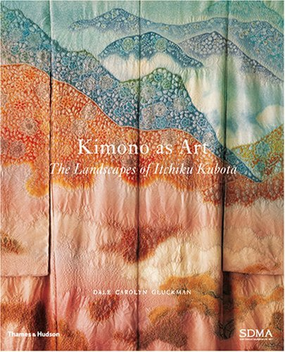 Read Online By Dale Carolyn Gluckman Kimono as Art (1st First Edition) [Hardcover] ebook