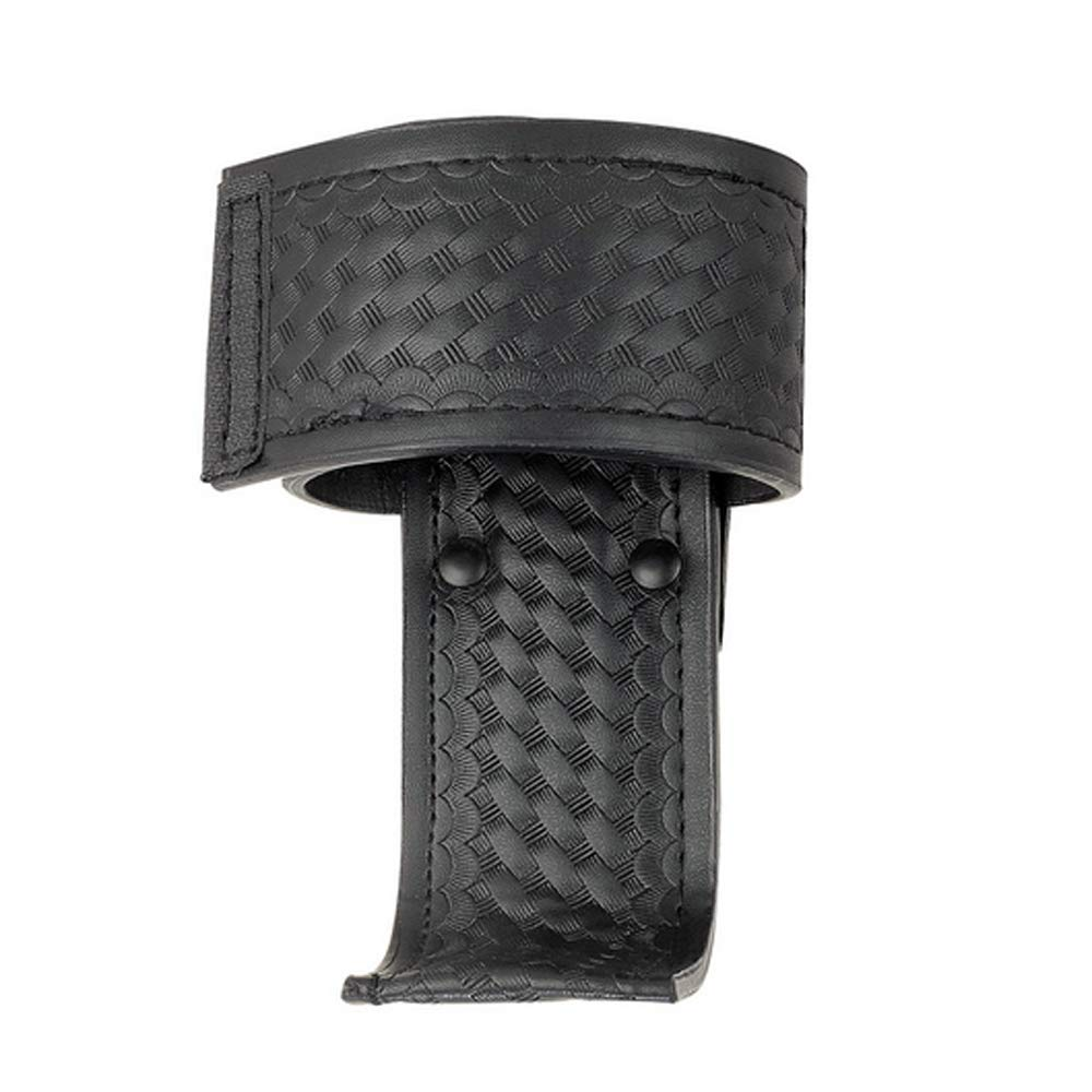 LytHarvest Basketweave Radio Holster for Police Duty Belt, Universal Firefighter's Radio Holder