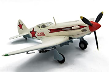 ASENER 1/72 Scale MIKOYAN-GUREVICH MIG-3 Diecast Model ...