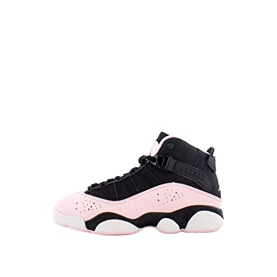 de136fd739e2 Jordan 6 Rings Black Pink Foam-Anthracite (PS) (1 M US