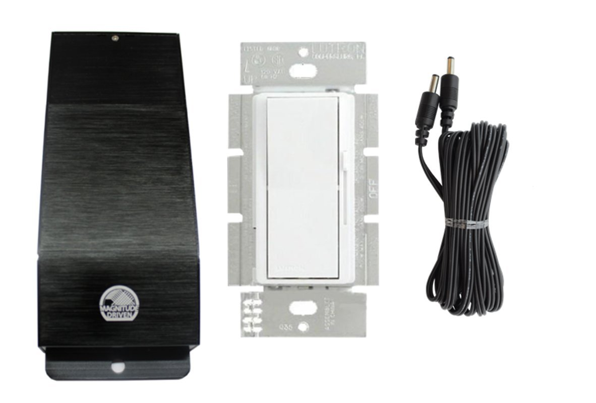 Hardwired Magnitude LED under cabinet lighting 12VDC Inspired LED Hardwire Bundle Pack 40W with Dimmer by Inspired LED