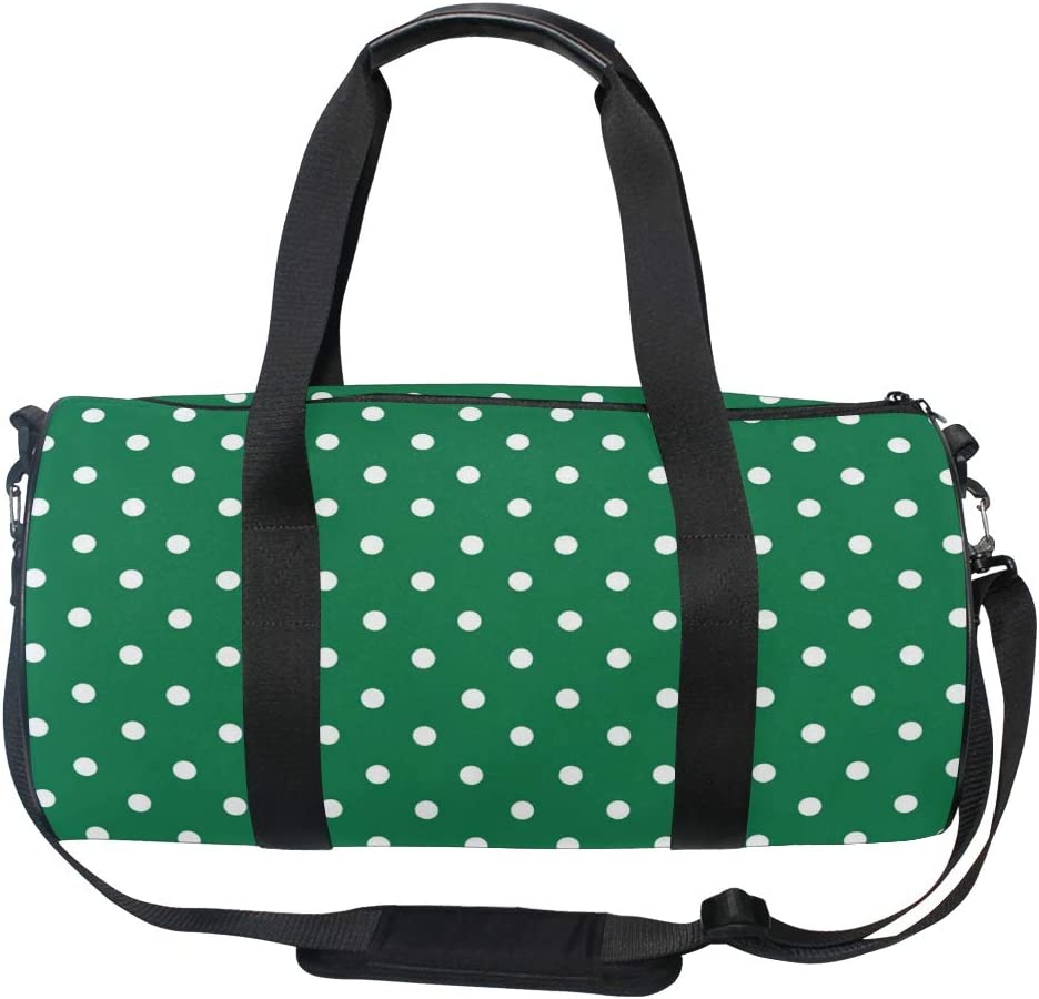 MALPLENA Christmas Wrapping Paper Pattern Drum gym duffel bag women Travel Bag
