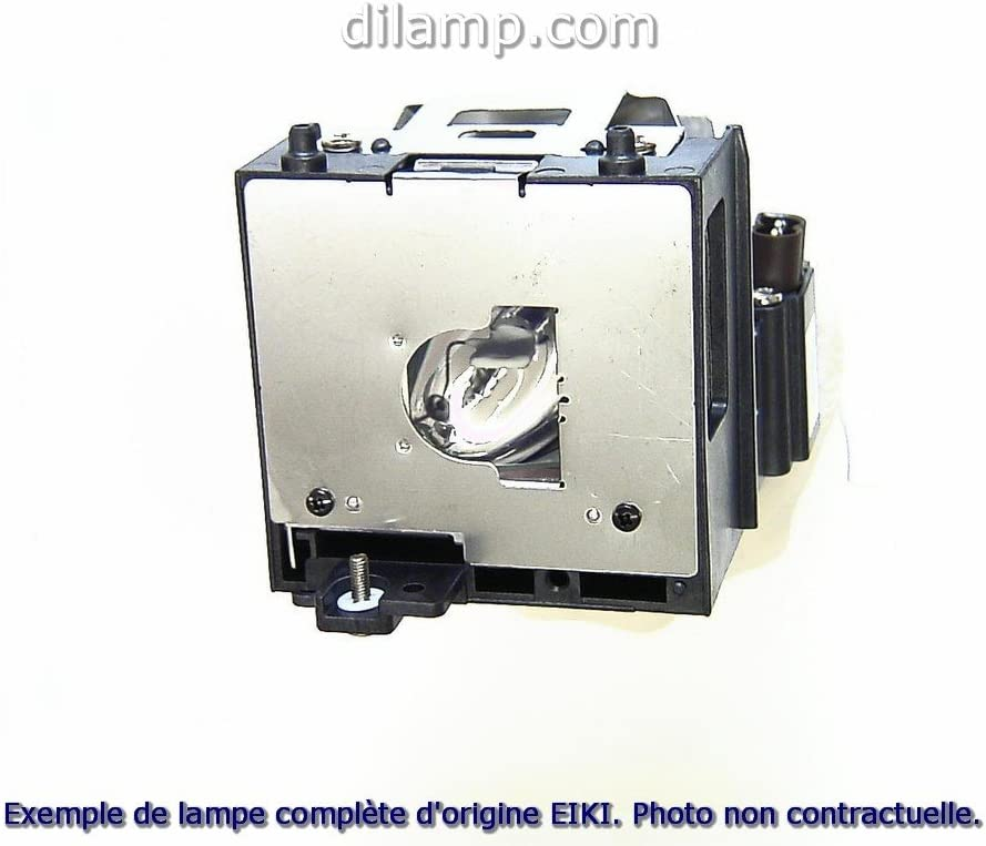 LC-W5 Eiki Projector Lamp Replacement Projector Lamp Assembly with Genuine Original Ushio Bulb Inside.