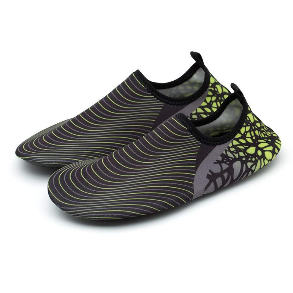 Acquista online Lucdespo Scarpe da Trekking da Uomo Scarpe da Spiaggia Sportive Scarpe da Nuoto Antiscivolo Ultraleggero miglior prezzo offerta