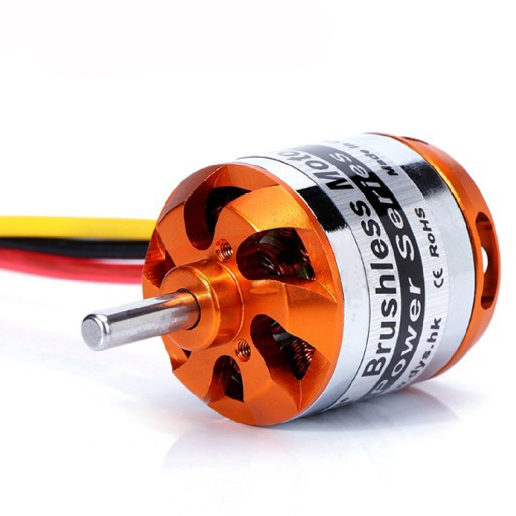 DYS D2836 1120KV Brushless Motor 2-4S Outrunner Motor for RC Models FPV Multirotor Quadcopter