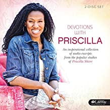 DEVOTIONS FROM PRISCILLA SHIRER - AUDIO CD VOL 1