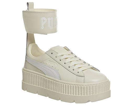 Zapatilla deportiva Puma x Fenty Rihanna Ankle Strap Sneaker: Amazon.es: Zapatos y complementos
