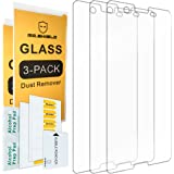 [3-PACK]- Mr Shield For Sony Xperia X Compact [Tempered Glass] Screen Protector [0.3mm Ultra Thin 9H Hardness 2.5D Round Edge] with Lifetime Replacement Warranty