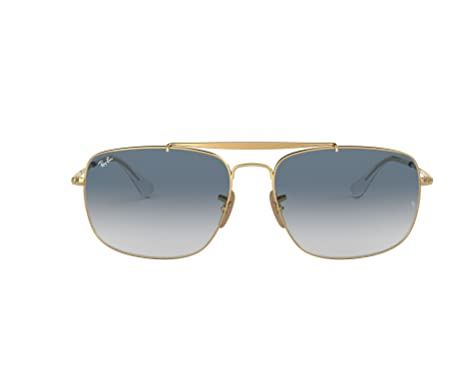 Ray Ban RB3560 001/3F The Colonel Sonnenbrille wRjwVdMe0i