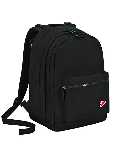 2079339c5a Zaino SEVEN - THE DOUBLE PRO XXL - Nero - 30 LT schienale compatibile con  COVER