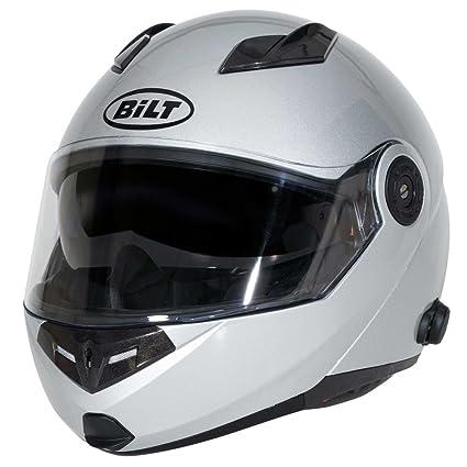 Amazon Bilt Techno Bluetooth Modular Motorcycle Helmet Xs