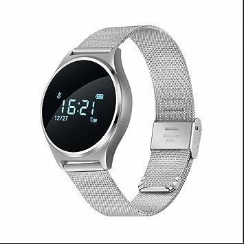 Reloj Deportivo Inteligente fitness tracker Relojes,Monitor de Dormir,Soporta Llamada Mensaje,contador