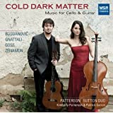 Cold Dark Matter - Music for Cello & Guitar [Dusan Bogdanovic, Radames Gnattali, Stephen Goss and Jaime Mirtenbaum Zenamon]
