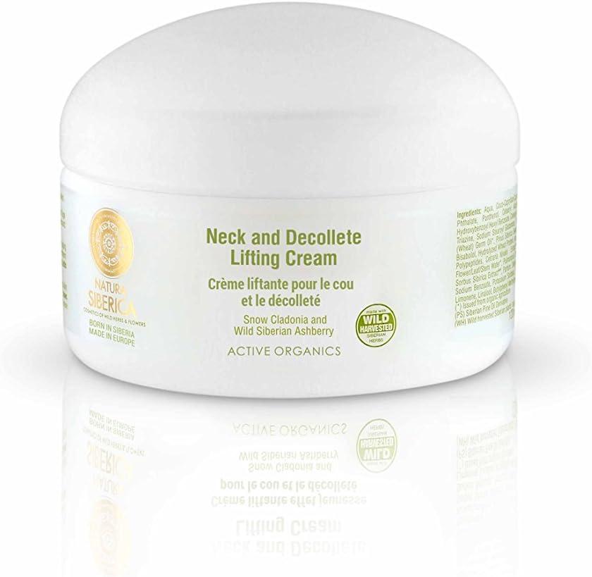 Natura Siberica Crema Lifting para Cuello y Escote - 120 ml