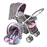 Travel System Reverse, Cosco, Rosa