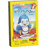 HABA Little Bird, Big Hunger - A Cheerfully Cheeky Collecting Game for Ages 3 and Up (Made in Germany)