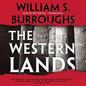 The Western Lands Audiobook
