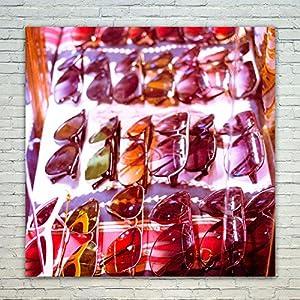 Westlake Art Barcelona Vintage - 16x16 Poster Print Wall Art - Modern Picture Photography Home Decor Office Birthday Gift - Unframed 16x16 Inch (2C57-5BDAA)