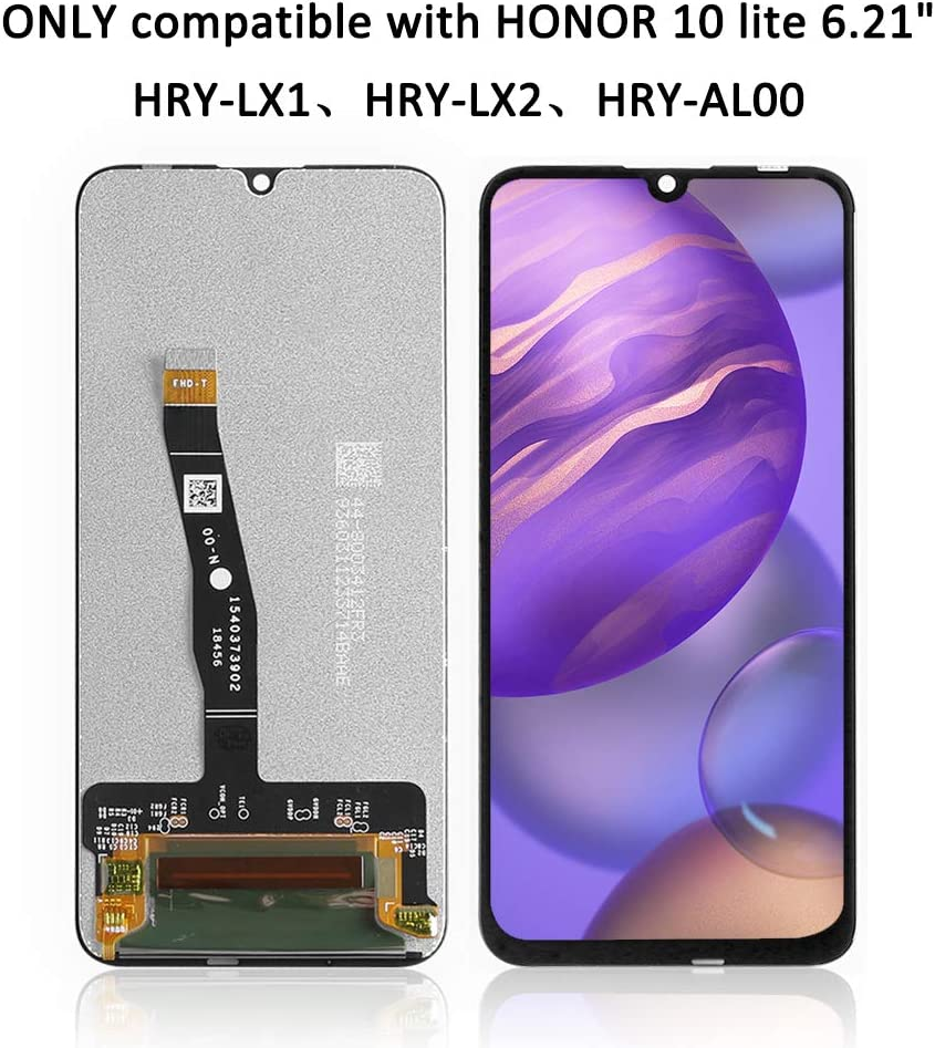 Ll Trader Display Für Huawei Honor 10 Lite 6 21 Elektronik