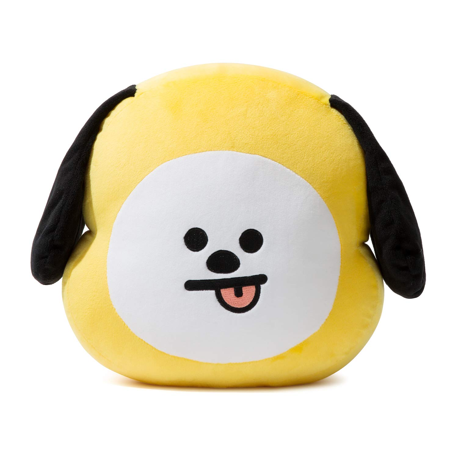 BT21 Chimmy Cushion 16.5 inches Yellow Line Friends