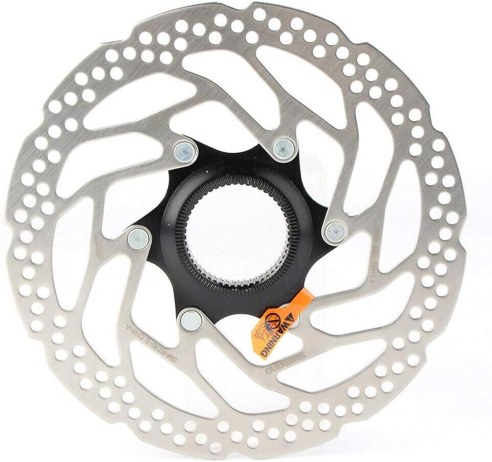 JKSPOTRS ShimanoBrake SM-RT30 Center Lock Brake Rotor Disc 160mm//180mm Mountain Bike Bicycle