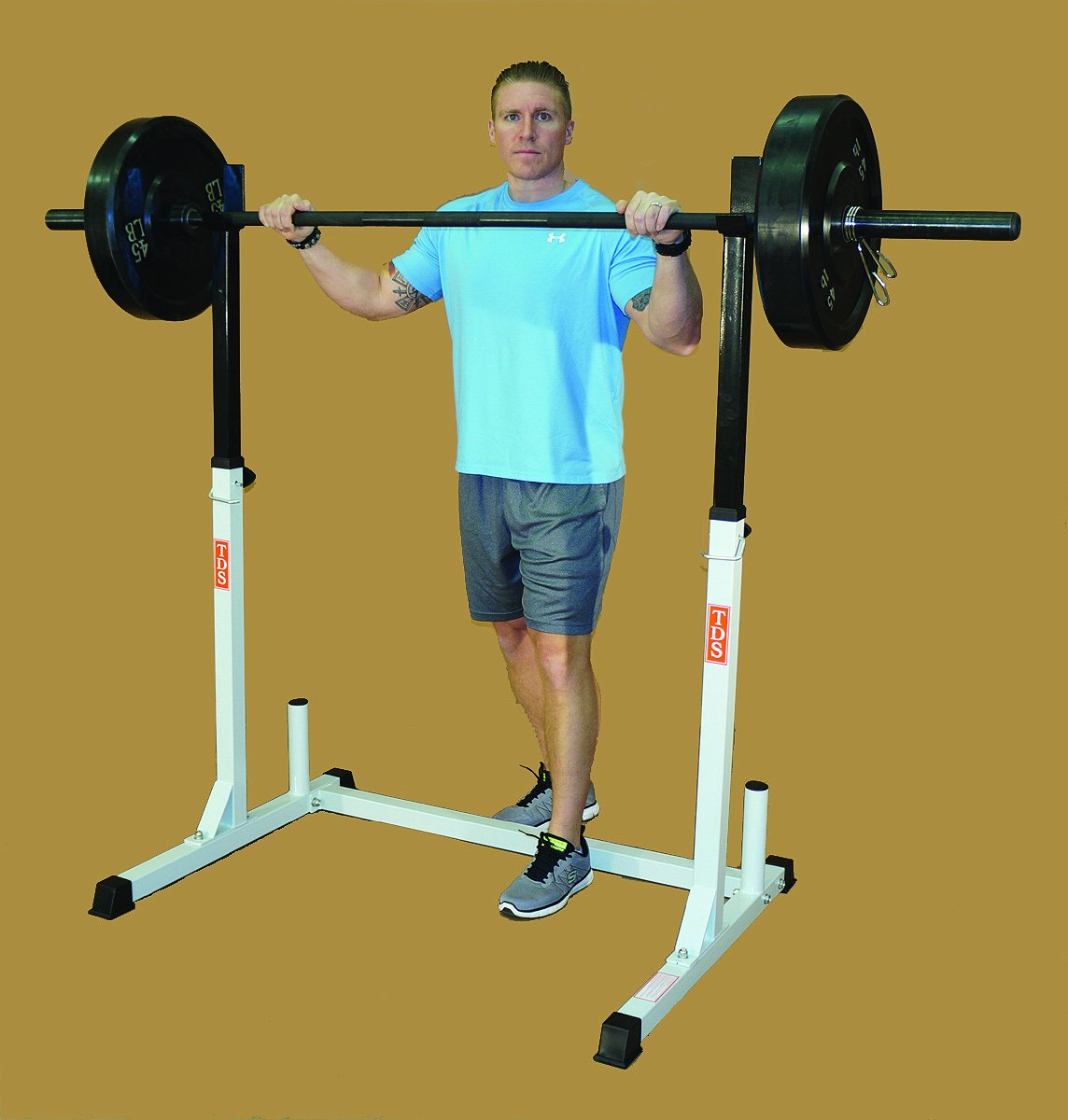 Squat Rack by TDS