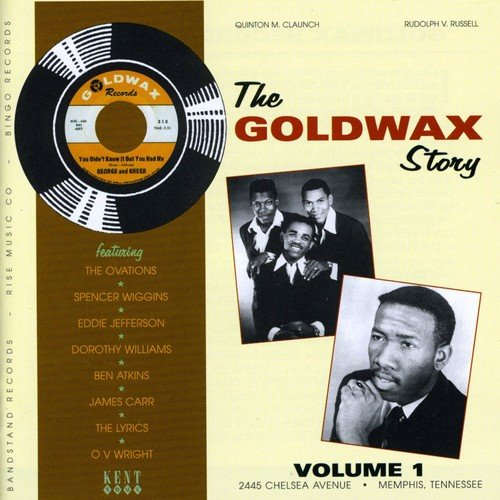 CD : VARIOUS ARTISTS - Goldwax Story, Vol. 1 (United Kingdom - Import)
