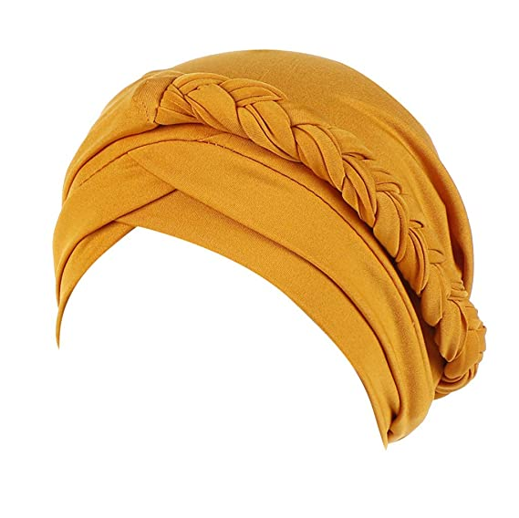 LOPILY Gorras Giro De Color Puro Hat Sombrero Baotou Sombrero De ...
