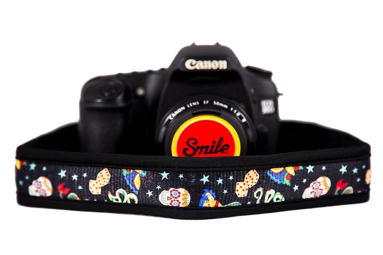Correa para cámaras réflex y mirrorless Pin Up: Amazon.es: Electrónica
