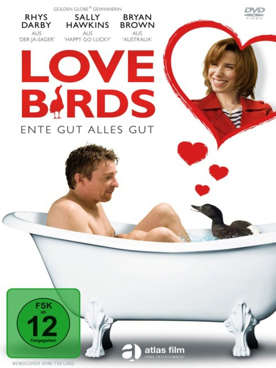 Love Birds Ente Gut Alles Gut Amazon De Rhys Darby Sally Hawkins Bryan Brown Paul Murphy Dvd Blu Ray