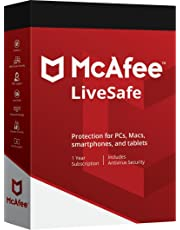 DOWNLOAD McAfee LiveSafe 2017 - Unlimited Devices - 12 Month Subscription - All Windows, Android, Mac OS X and iOS - READ BELOW FOR INSTRUCTIONS