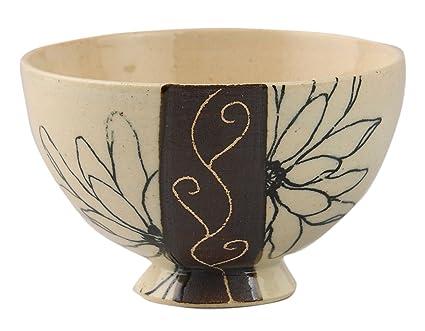 Flor de dalia negro flor x secano claro taz?n de arroz (jap?