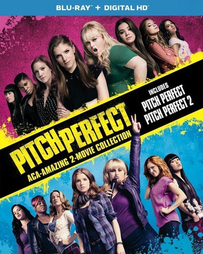 Pitch Perfect Aca-Amazing 2-Movie Collection [Blu-ray] from Universal Studios