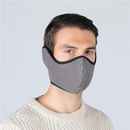 Tweal Invierno Protección Caliente Máscara Anti-frío de Invierno Calentador Máscara para Esquí Bicicleta Ciclismo Motocicleta,Gris(Cálido Unisex): Amazon.es: Hogar