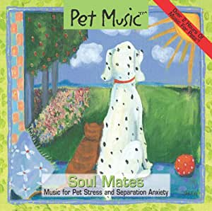 Pet Music: Soul Mates.  Music for Pet stress and separation anxiety
